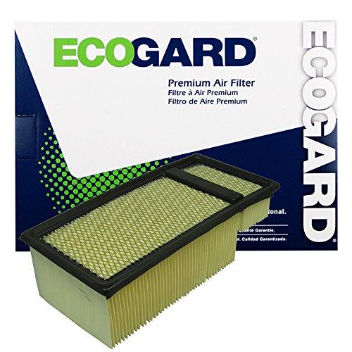 ECOGARD XA6109 Premium Engine Air Filter Fits Ford F-250 Super Duty, F-350 Super Duty, F-450 Super Duty, F-550 Super Duty, F650, F750