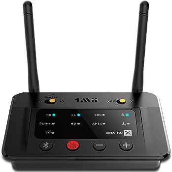 1Mii B03Pro Long Range Bluetooth 5.0 Transmitter Receiver Audio Adapter