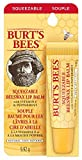 Burt's Bees 100% Natural Lip Balm, Beeswax, Squeezable, 9.2g by Burt's Bees