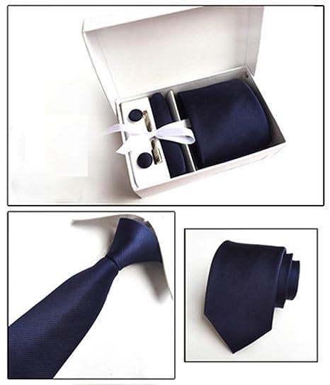 KIUE - Corbata de Hombre de Negocios de Regalo, Juego de Regalo de ...