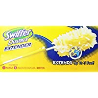 Swiffer 360 Dusters Extender Kit, se extiende hasta tres pies
