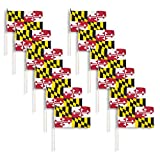 Maryland Flag 12 x 18 inch (12 PK) Review
