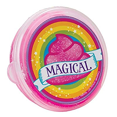 Magical Unicorn Poop Slime Putty from Toysmith