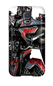 Hot Fashion EpwFwah2454JdygE Design Case Cover For Galaxy S5 Protective Case (sentinel Prime)