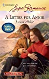 A Letter for Annie, Laura Abbot, 0373783000
