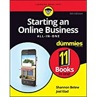 Starting an Online Business All-In-One for Dummies, 5th Edition (For Dummies (Lifestyle))