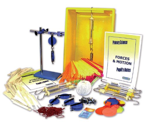 Edu-Lab Forces & Motion Lab Experiment Kit