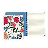 kate spade new york Concealed Spiral Notebook - Blossom