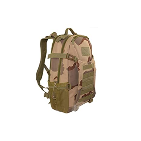 ead5c0822036 Amazon.com : Glumes Military Tactical Hiking Backpack 45L Water ...