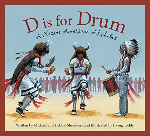 D Is for Drum: A Native American Alphabet (Alphabet Books) - Face Kachina