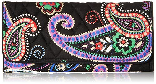Trifold Wallet Kiev Paisley, One Size - Quilted Paisley