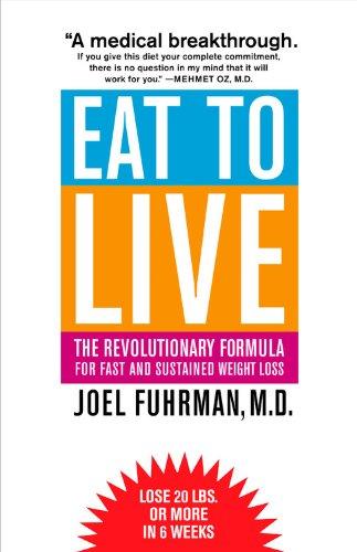 Eat Live Revolutionary Formula Sustained