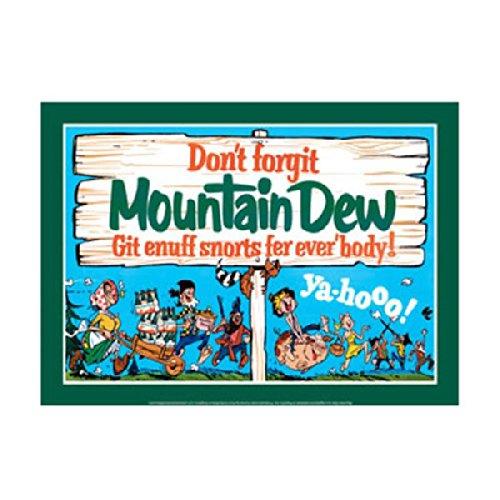 mountain-dew-snort-16x12-metal-sign