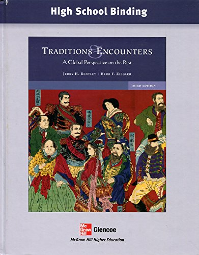 Traditions And Encounters: Bentley - Ziegler: 9780073204833