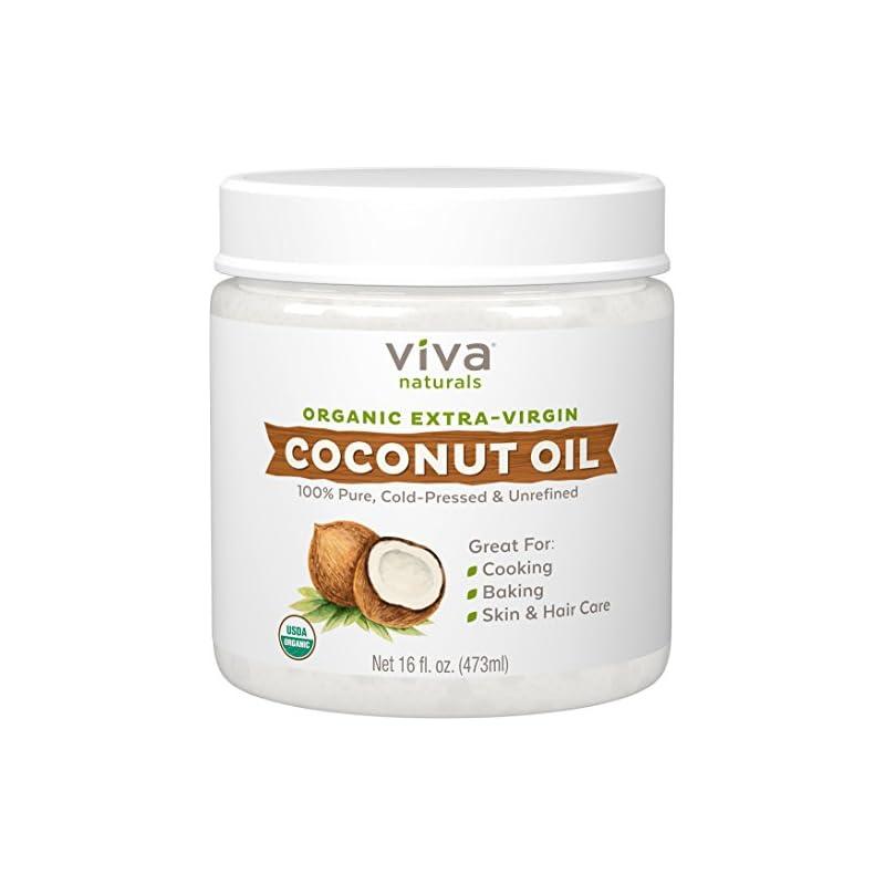 Viva Naturals Organic Extra Virgin Cocon