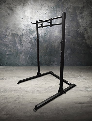 Bodyweight Master Free Standing Pull Up Bar by Dragon Door