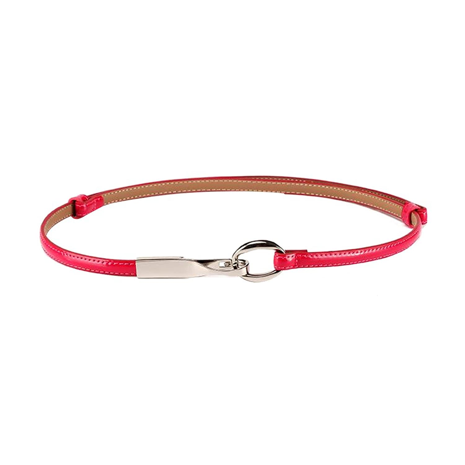 Sitong women's fashion casual hook leather belt(7 colors)