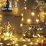 Tira led, GLURIZ Guirnaldas con Luces Decorativas (Estrella)