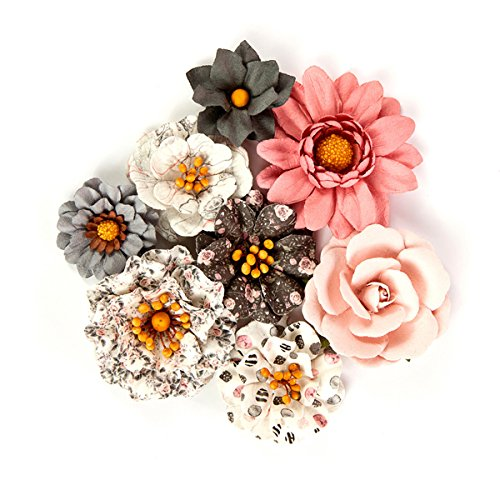 (Prima Marketing Cafe Rossa Flowers Rose Quartz)
