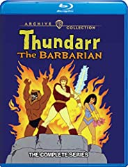 Thundarr the Barbarian: The Complete Series [Blu-ray]