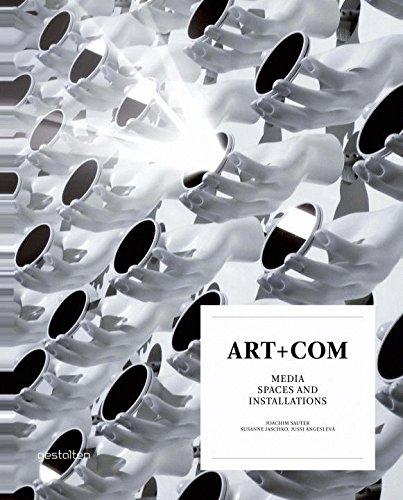 ART+COM: Media Spaces and Installations - 51asltXw6KL - ART+COM: Media Spaces and Installations