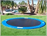 In Ground Trampoline Kit Complete 15 Foot