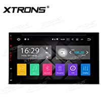 XTRONS HDMI Android 7.1 Quad Core 7 Inch HD Digital Touch Screen Car Stereo Radio DVD Player GPS Screen Mirroring OBD2