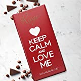 Rage Keep Calm and Love Me Signature Chocolate - 0.90 Grams