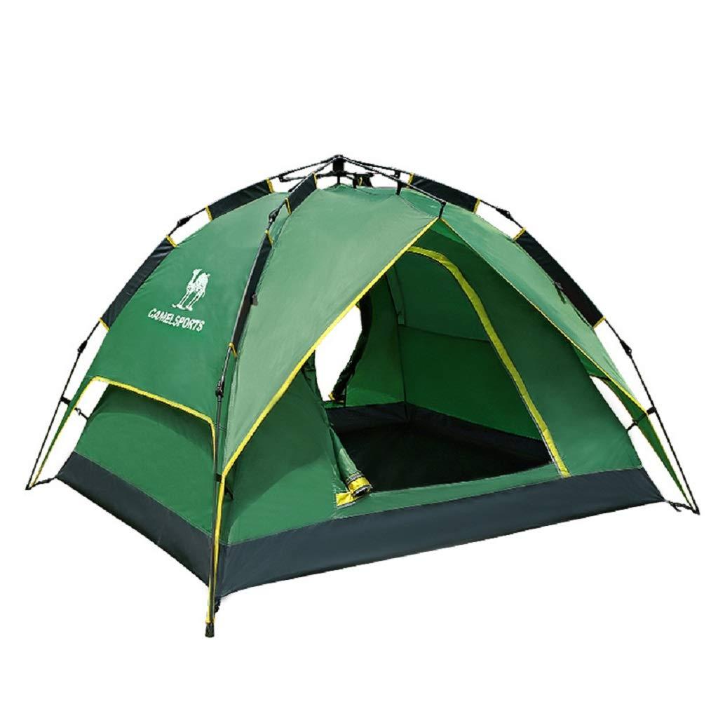 Außenzelt Doppelte Automatische Regen Campingzelt Zelt