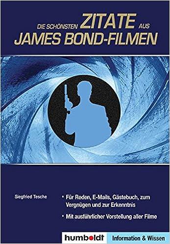Die Schönsten Zitate Aus James Bond Filmen Mit Einer
