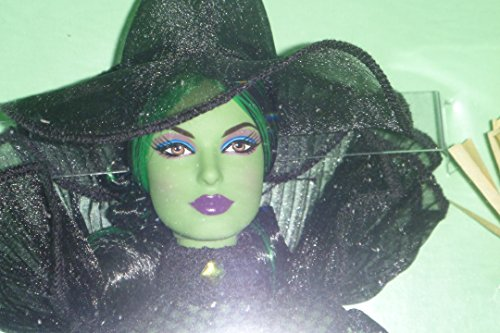 Barbie Fantasy Glamour Wizard of OZ Wicked Witch Babie Collector Exclusive BCR04