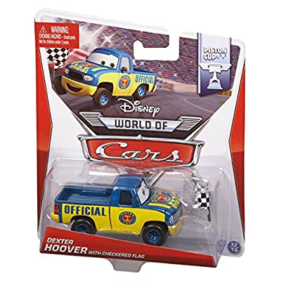 Disney Pixar Cars Dexter Hoover 2 Diecast Vehicle: Toys & Games