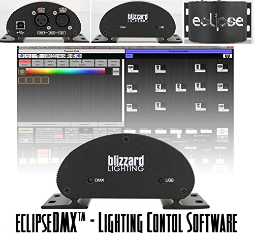 Blizzard Lighting EclipseDMX Easy to Use Dmx Controlling SoftwareBest DMX Software 2017   Planet DJ. Martin Lighting Software Free. Home Design Ideas