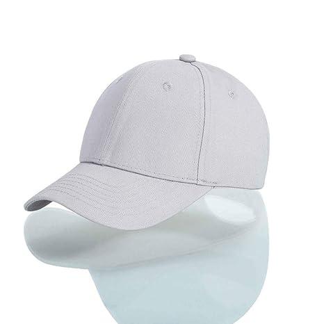 QEERT Visera Gorra de béisbol para Mujer Sombrero de Cola de ...