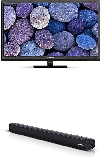 Sharp LC-24CHG6002E - Smart TV de 24