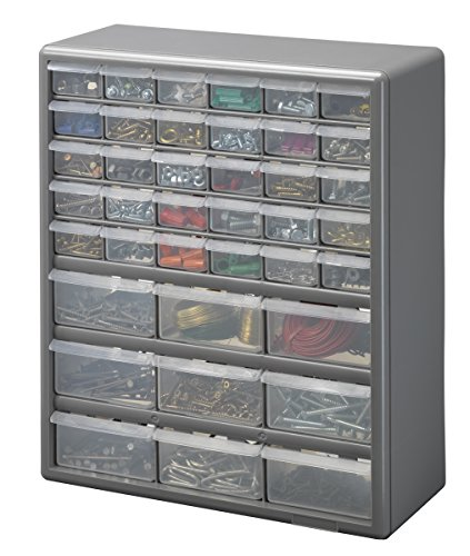 Stack-On DS-39 39 Drawer Storage Cabinet - bedroomdesign.us