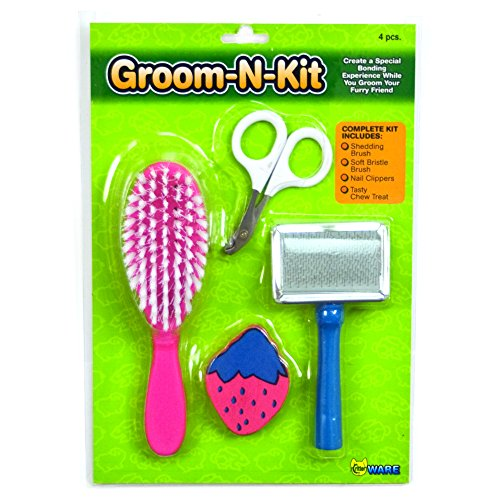 Grooming Animal Kit (Ware Manufacturing Small Animal Grooming Kit)