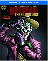 Batman: The Killing Joke [Blu-ray + DVD + Digital Copy] (Bilingual)