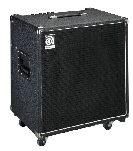 Ampeg BassAmp Series BA115HPT 220 Watt 1x15 Solid State Bass Combo Amplifier