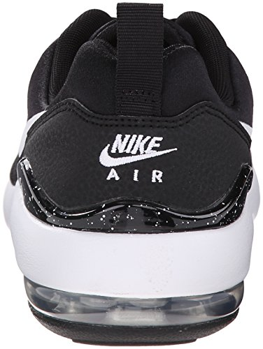 Femme Baskets Siren Max metallic black Basses Air Nike Silver Noir white qwCgH