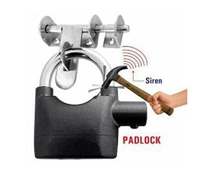 Velkro Krevia Anti Theft Motion Sensor Alarm Lock For Home, Office And Bikes