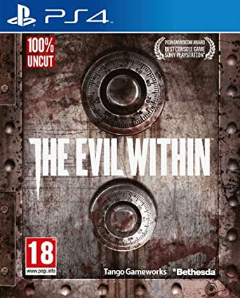 Evil Within PS-4 AT Steelbook [Importación alemana]: Amazon.es ...