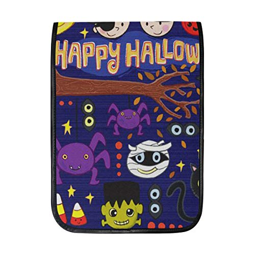 Halloween Party Sleeve Case Compatible with iPad Pro 10.5/9.7 iPad Air/Samsung Galaxy Tab Case Sleeve Carrying Protector Bag