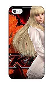 For CagleRaymondy Iphone Protective Case, High Quality For Iphone 5/5s Tekken Skin Case Cover