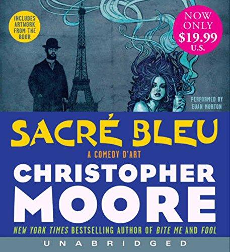 Sacre Bleu Low Price CD: A Comedy d'Art