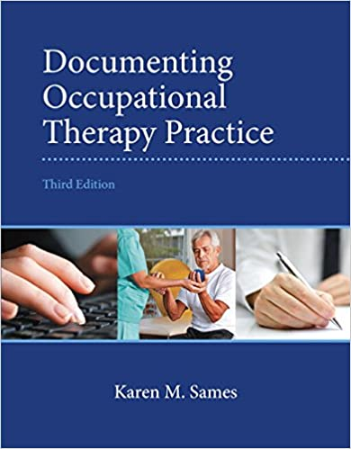 Documenting occupational therapy practice 3rd edition documenting occupational therapy practice 3rd edition 3rd edition fandeluxe Choice Image