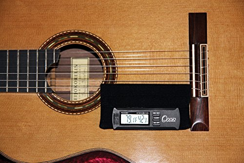 Oasis Hygrometer Holder for Guitar (Hygrometer Guitar)