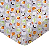 SheetWorld Fitted Pack N Play Sheet, Made in