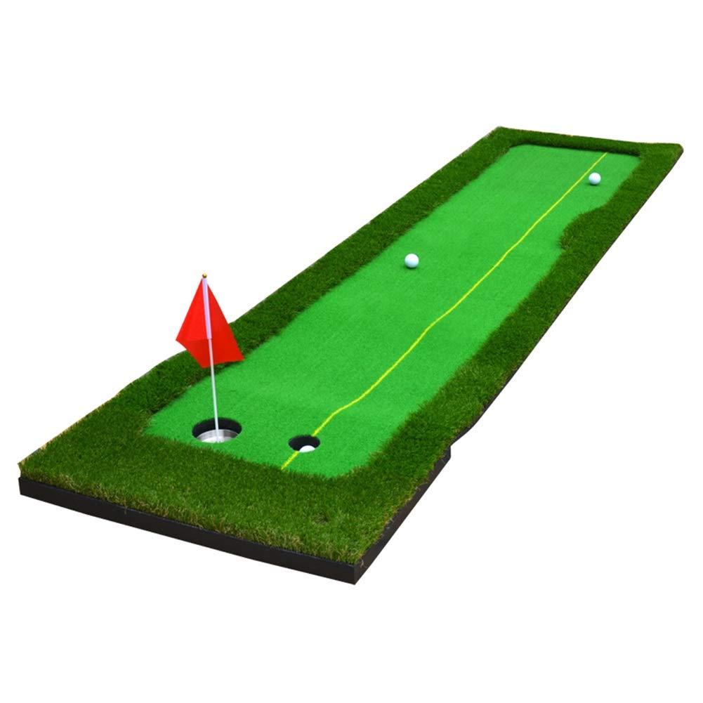 ADDSグリーンゴルフ練習毛布、初心者に適したオフィスホームポータブルパター練習毛布(0.75 * 3m) B07HD4XKTR