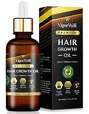 Hair Growth Oil for Hair Growth Oil for Stronger, Thicker, Longer Hair 1.7 oz… (1 pack)